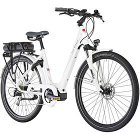 Ortler Montana Eco - Bicicletas eléctricas de trekking - blanco
